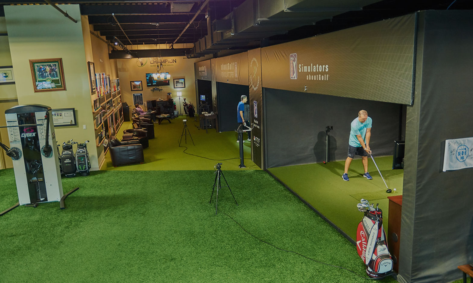 Golf Simulators Long Island